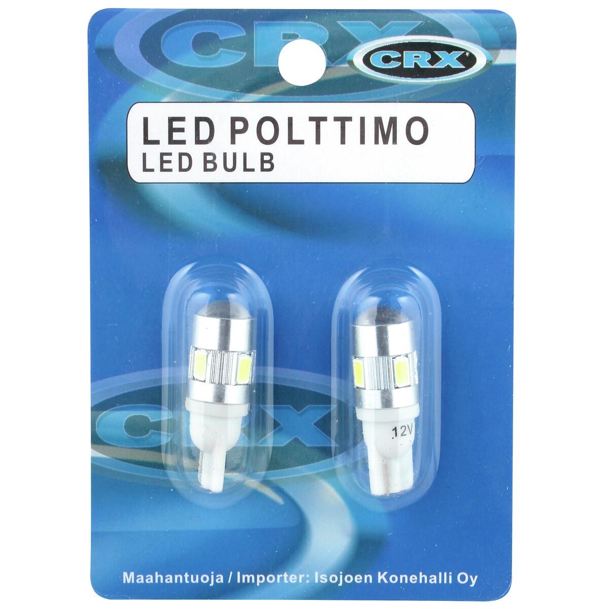 LED LAMPA 12V T10 CAN BUS PLED1202 IKH