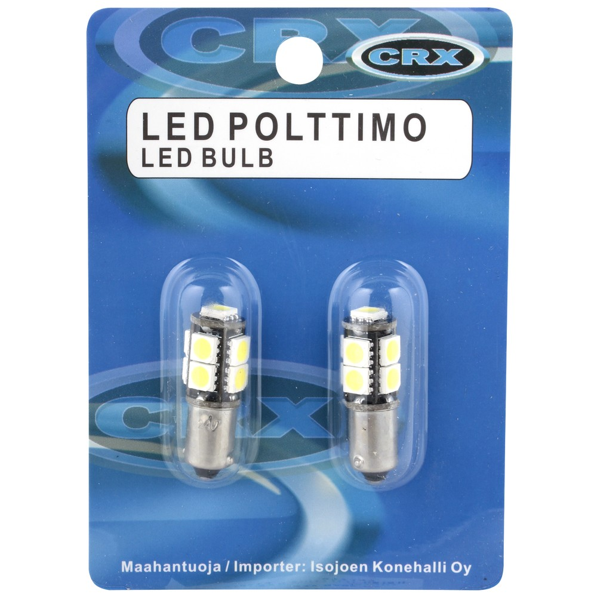 LED LAMPA 24V BA9S CAN BUS PLED2409 IKH